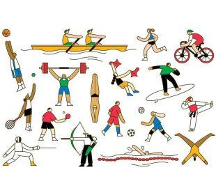 desporto clubes associações caminha