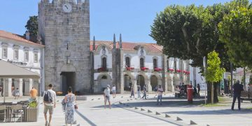 centro histórico de caminha
