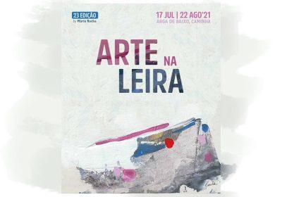 Arte na Leira em Caminha, edição 2021