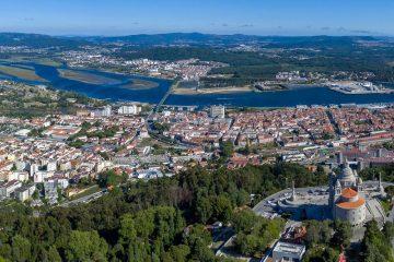 Santa Luzia em Viana do Castelo